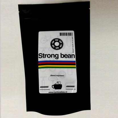 Cyclocadeau Strong Koffie Bean